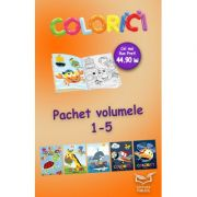 Colorici - Pachet volumele 1-5
