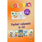 Colorici - Pachet volumele 6-10