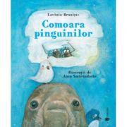 Comoara pinguinilor - Lavinia Braniste