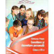 Consiliere si dezvoltare personala clasa a VII-a - Simona Popa