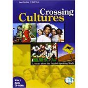 Crossing cultures. Student's Book + CD-ROM - Janet Borsbey, Ruth Swan