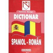 Dictionar spaniol-roman. 16. 000 cuvinte - Valeria Neagu