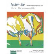 Die Grammatik-Plakate A1-A2 Testheft fur den Schuler - Renate Luscher