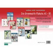 Die Grammatik-Plakate A1-B1 Ubungsheft und 10 Plakate - Renate Luscher