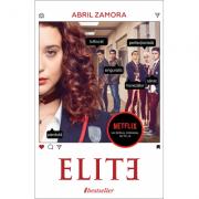 ELITE. Prima carte oficiala a serialului Netflix - Abril Zamora