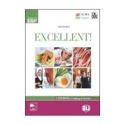 Excellent! Catering - Cooking & Service. Student's book - Catrin Morris