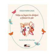 Fetita-cu-bujori-in-obrajori-si-fluturi-in-par - Giulia Mara Gaga
