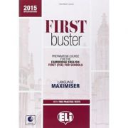 First Buster. Language maximizer with Practice Tests + 2 CDs - Carla N. Leonard