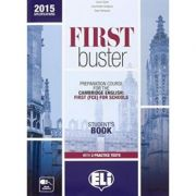 First Buster (2015 specifications). Student's book + 3 audio CDs - Laura Clyde