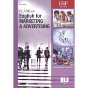 Flash on English for Specific Purposes. Marketing & Advertising - Alison Smith