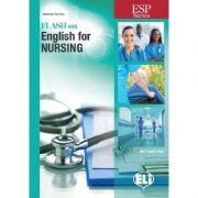 Flash on English for Specific Purposes. Nursing - Adrienne Harrison