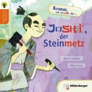 Geschichten aus aller Welt Joshi, der Steinmetz Leseheft - Becca Heddle, Meg Hunt