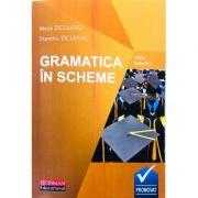 Gramatica Limbii Romane in Scheme. Editie definitiva - Maria Ticleanu, Dumitru Ticleanu