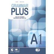 Grammar Plus A1, Book + Audio CD - Lisa Suett, Sarah Jane Lewis