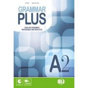 Grammar Plus A2, Book + Audio CD - Lisa Suett, Sarah Jane Lewis
