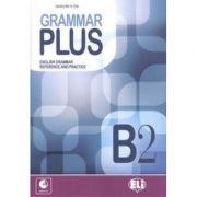 Grammar Plus B2, Book + Audio CD - Lisa Suett, Sarah Jane Lewis