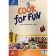 Hands on languages - Cook for fun. Student's Book A - Damiana Covre, Melanie Segal