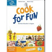 Hands on languages - Cook for fun. Teacher's Guide A + B + Audio CD - Damiana Covre, Melanie Segal