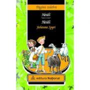 Heidi. Editie bilingva romana–engleza - Johanna Spyri