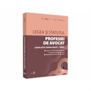Legea si Statutul profesiei de avocat, Mai 2021. Legislatia profesiei de avocat
