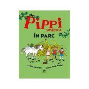 Pippi Sosetica in parc - Astrid Lindgren