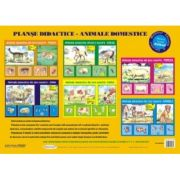 Planse didactice Animale domestice