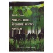 Populatia, mediul si diversitatea genetica a plantelor - Mihai Cristea