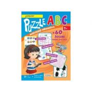 Puzzle ABC nr. 1