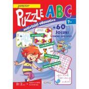 Puzzle ABC nr. 2