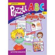 Puzzle ABC. Editie speciala COVID-19