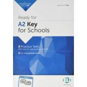 Ready for Cambridge English for Schools. Ready for A2 Key for Schools Practice Tests - Valentina M. Chen