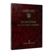 Romania. Atlas Istorico-Geografic. Editia II - Gheorghe Niculescu