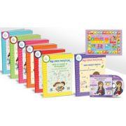 Setul educativ pentru grupa mijlocie (4-5 ani). Prin lumea povestilor