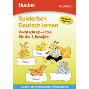 Spielerisch Deutsch lernen Rechtschreib-Ratsel fur das 1. Schuljahr Buch - Erich Krause