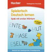 Spielerisch Deutsch lernen Spass mit ersten Wortern Buch - Corina Beurenmeister