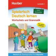 Spielerisch Deutsch Lernen. Lernstufe 1 Wortschatz Und Grammatik. Neue Geschichten - Christiane Grosskopf