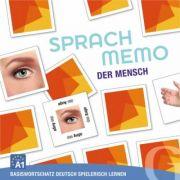 Sprachmemo Deutsch Der Mensch Sprachspiel A1