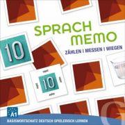 Sprachmemo Deutsch Zahlen Messen Wiegen Sprachspiel A1