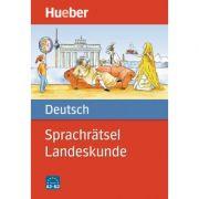 Sprachratsel Deutsch Landeskunde Buch A2-B2