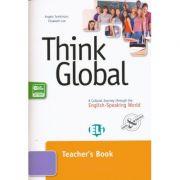 Think Global. Teacher's Book - Angela Tomkinson, Elizabeth Lee