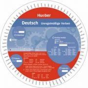 Wheel Deutsch. Unregelmassige Verben