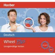 Wheel Plus Deutsch Unregelmassige Verben