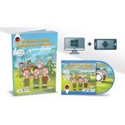 Zauberhaftes Deutsch Comunicare in limba germana pentru incepatori Plus CD cu soft educational