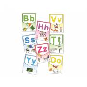 Alfabetul limbii romane – Set planse (KP-021) - 20x30