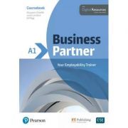 Business Partner A1 Student Book with Digital Resources - Margaret O'Keeffe, Lewis Lansford, Ed Pegg