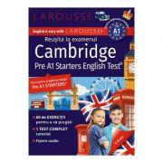 Cambridge Pre A1 Starters Test. Larousse