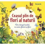 Ceasul plin de flori al naturii - Una Jacobs