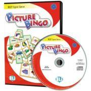 ELI Digital Language Games - Picture Bingo - digital edition