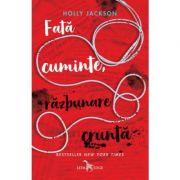 Fata cuminte, razbunare crunta (vol. 2 din seria Crima perfecta. Instructiuni pentru fete cuminti) - Holly Jackson
