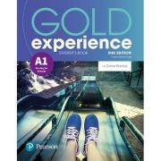 Gold Experience 2nd Edition A1 Student's Book with Online Practice Pack - Carolyn Barraclough
